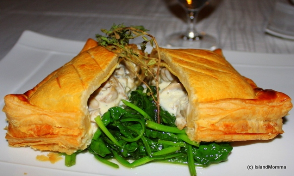 Truly, truly melt-in-the-mouth Wild Mushroom Wellington, a veggie alternative to Beef Wellington.