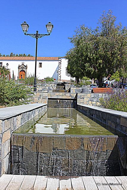 water feature vilaflor