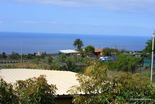 View from Guachinche Ramal