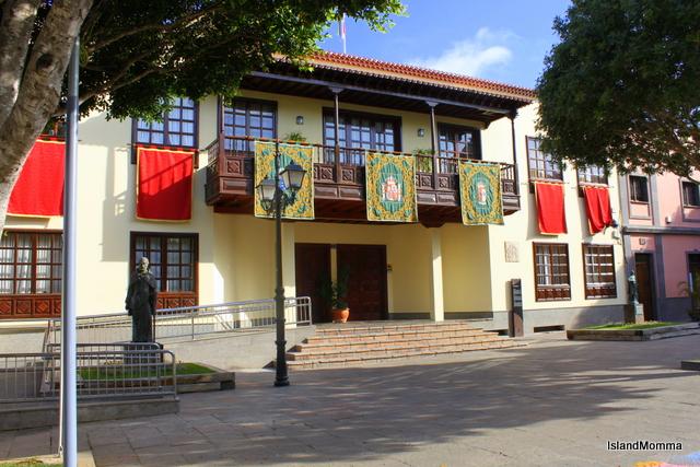 Arona Town Hall