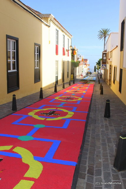 Flower carpet Arona