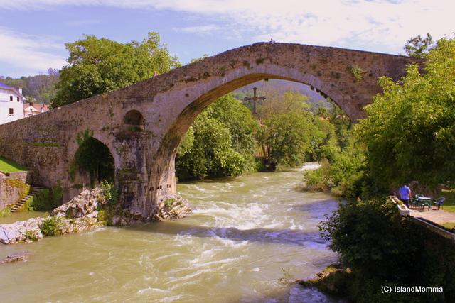 puente romano asturias