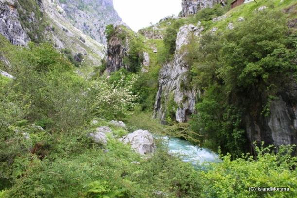 Rio Cares Gorge 1