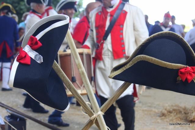 The Battle of Santa Cruz Re-enactment 2013