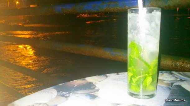 Last night's mojitos set me to musing