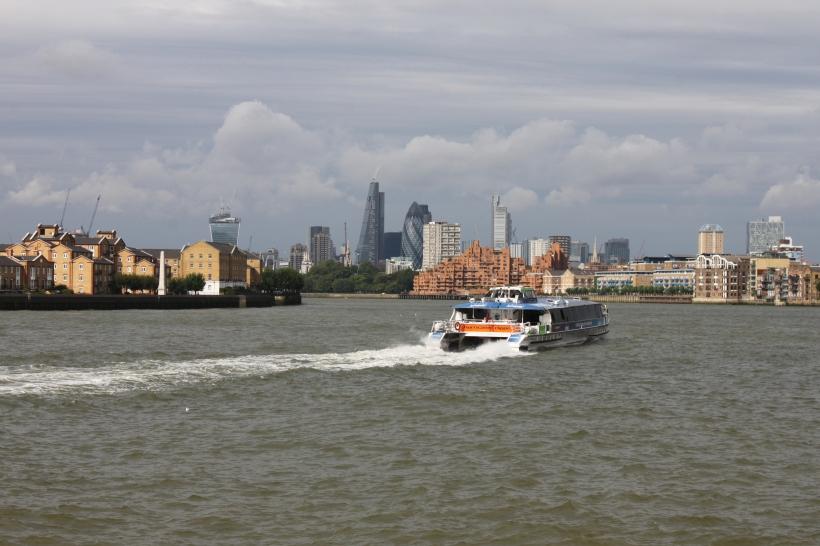 London's modern skyline