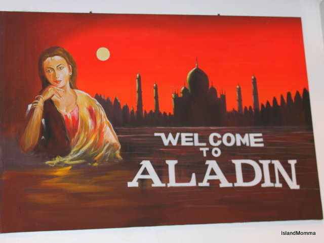 Aladin East End London