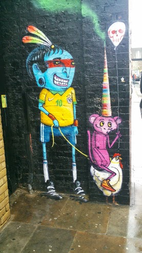 london graffiti