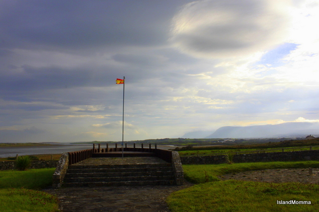 Spanish Armada memorial sligo