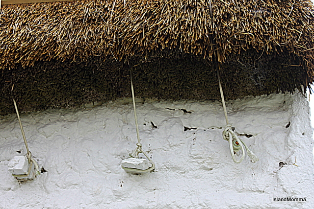 Thatch in craft museum