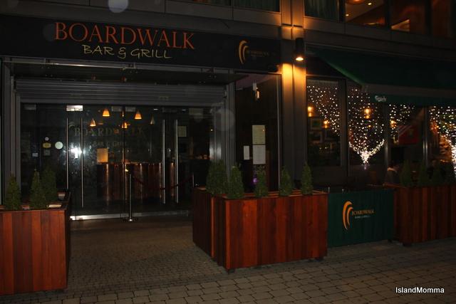 Boardwalk Cork Evening