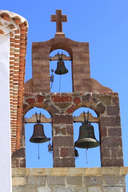 Church bells El Convento Hermingua La Gonmera