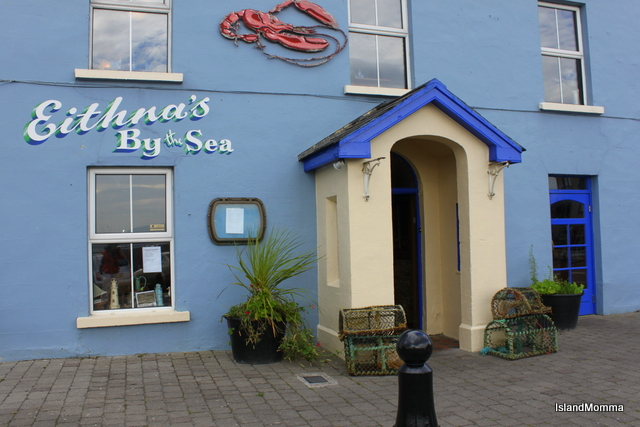 Eithna's by the Sea Mullaghmore Co Sligo
