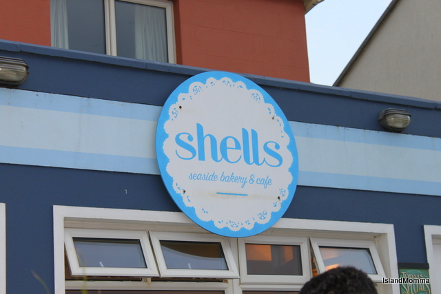 Shells Cafe Strandhill Sligo
