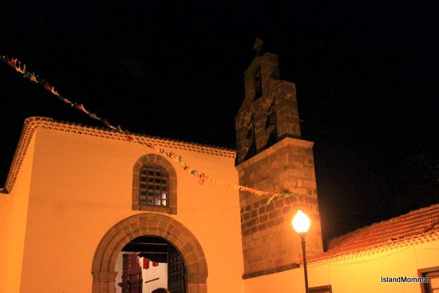 church in el convento, hermigua