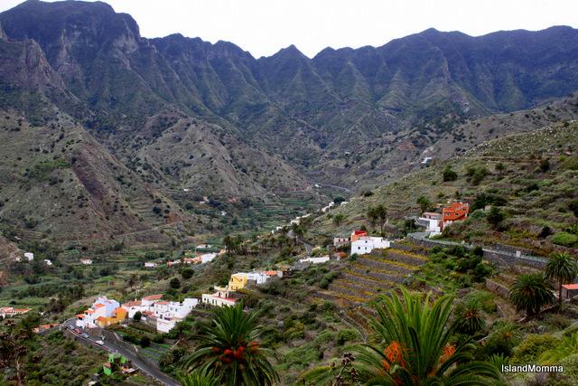 hermigua valley
