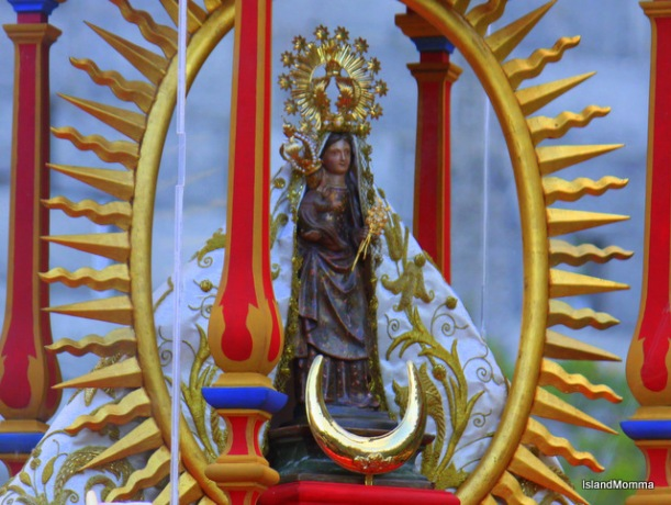 La Virgen de Guadalupe, La Gomera, Canary islands