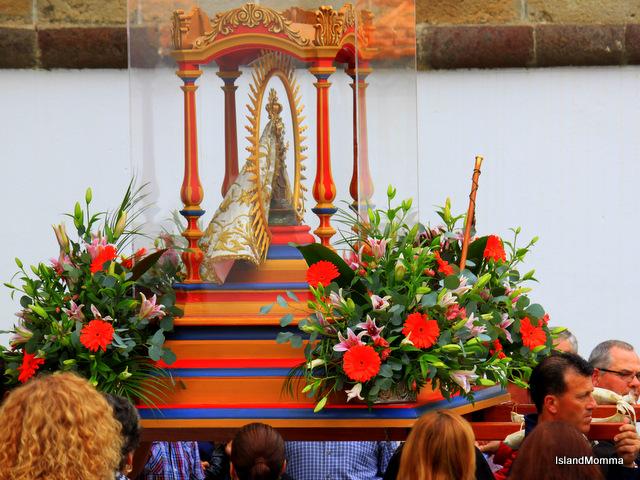 Our Lady of Guadalupe, la Gomera