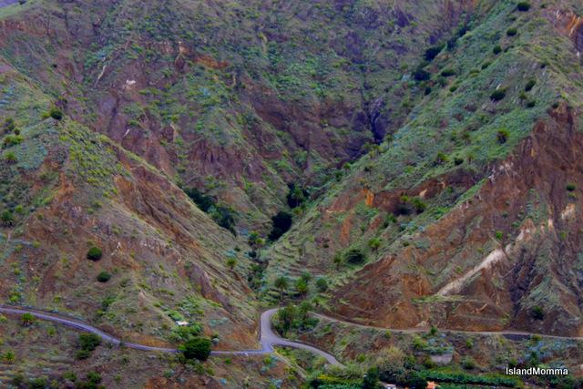 ravine hermigua valley