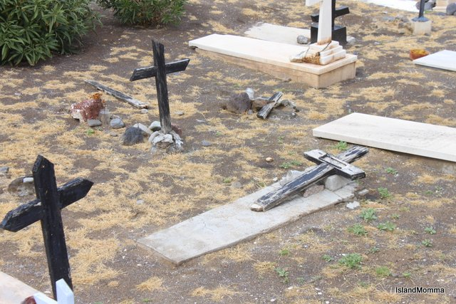 San Andres Tenerife Graveyard