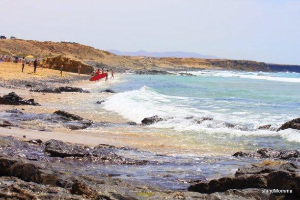 Beach Cotillo Fuerteventura