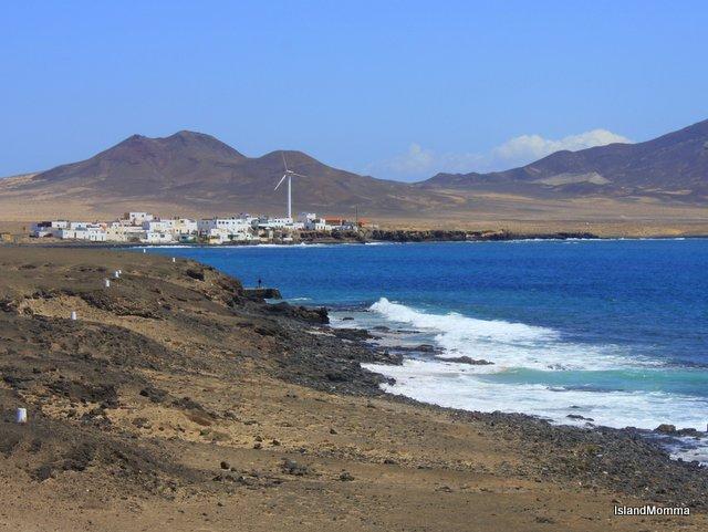 El Puertito, Punta Jandia