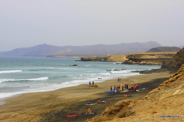 Surfers La Pared