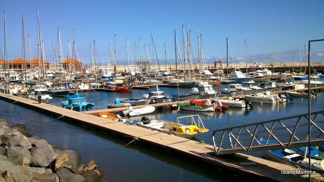 Marina San Sebastian de la Gomera