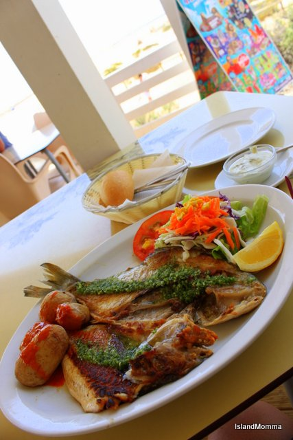 Delicious Dorada in Morro Jable Recommended but expensive