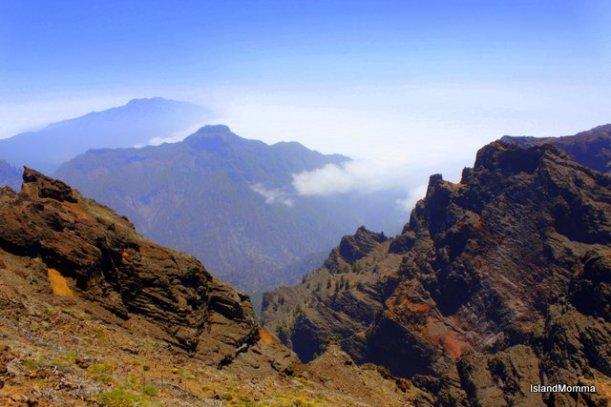 From Roque de los Muchachos La Palma