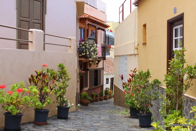 Tazacorte Historic & pretty town, but everyone I spoke with, as in locals, said it was too quiet!