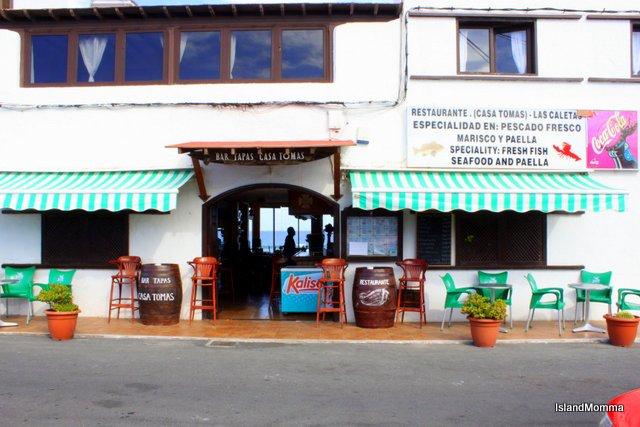 Casa Tomas Las Caletas Lanzarote