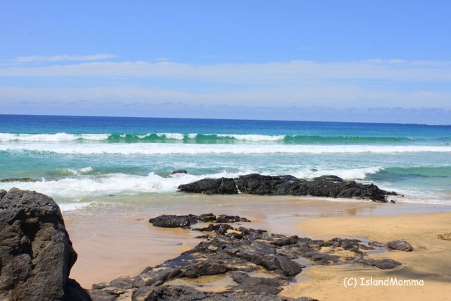 Just one of Fuerteventura's stunning beaches Cotillo