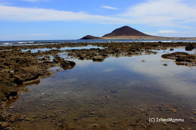 Montaña Roja and El Médano in Tenerife my most familiar shoreline