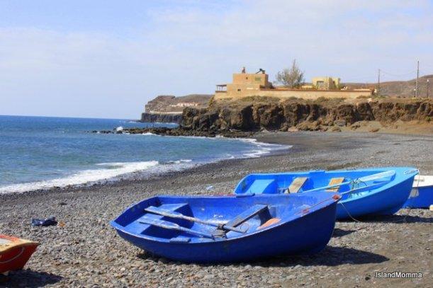 Beach at Las Lajitas
