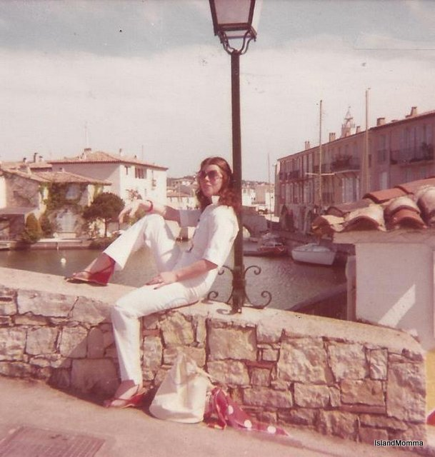 Wanderlust fulfilled in the 70s in the South of France