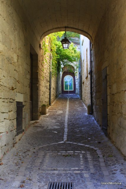 Ginnel in Uzes