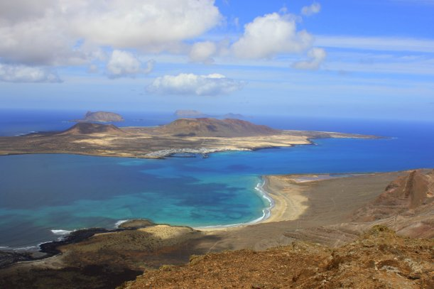 La Graciosa from Lanzarote