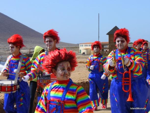 Murgas Carnaval El Médano