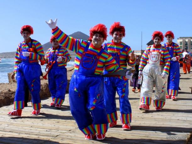 Murgas Carnival El Médano