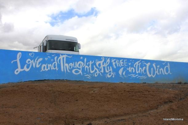 Grafitti El Médano
