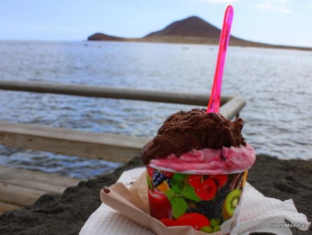 Ice cream El Médano