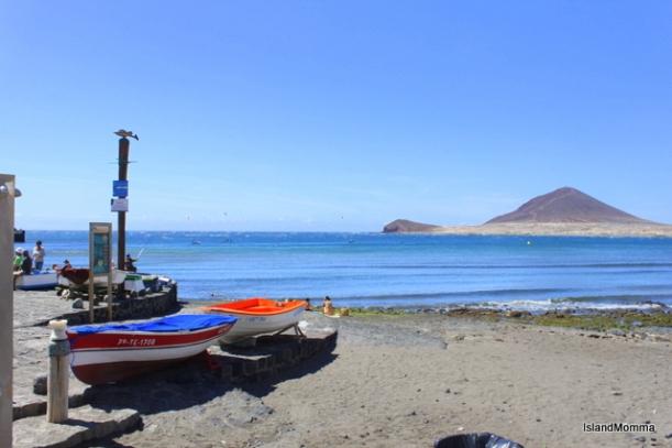 Playa Chica El Médano