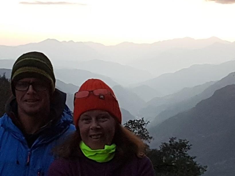 me and oz nepal